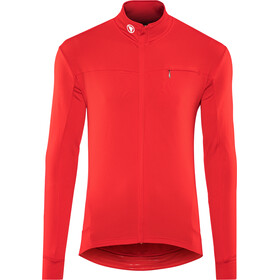 Endura Xtract Roubaix Maillot manga larga Hombre, red